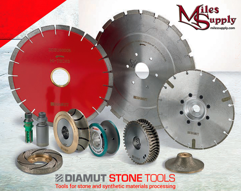 diamut tools sold at Miles Supply